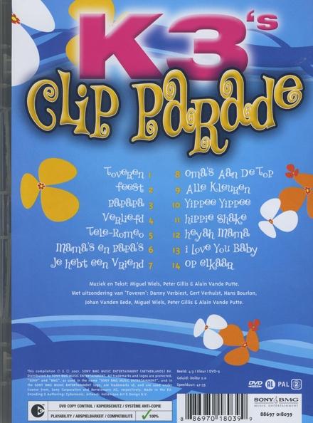 K3's clip parade
