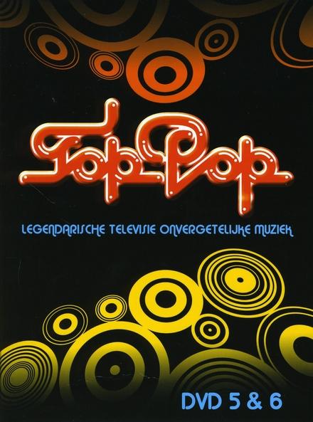 Toppop : legendarische televisie, onvergetelijke muziek. Vol. 5 & 6