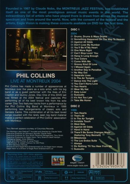 Live at Montreux 2004 ; Live at Montreux 1996