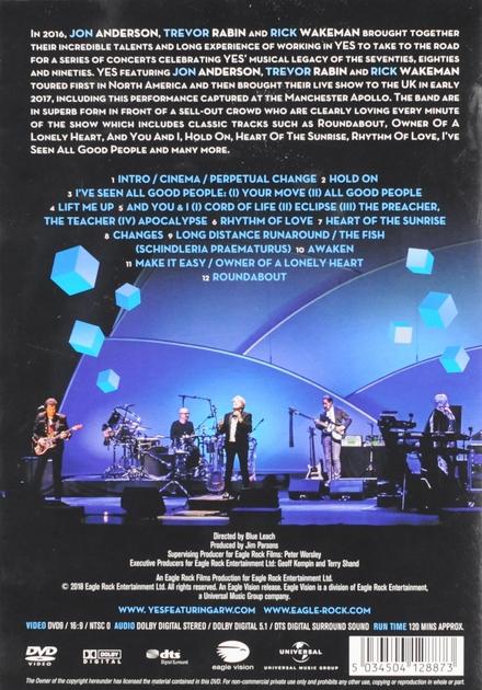 Live at the Apollo : 50th anniversary