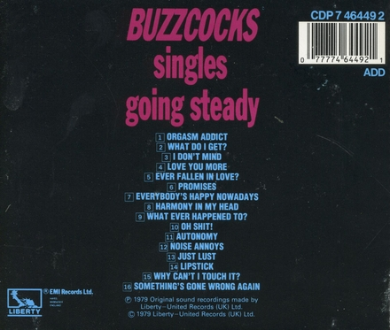 Singles-going steady