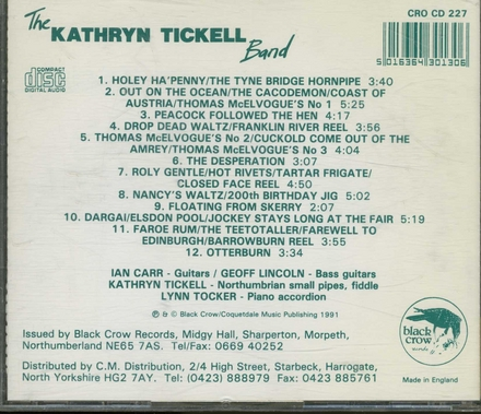 The Kathryn Tickell band