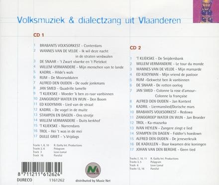 Volksmuziek & dialectzang uit Vlaanderen