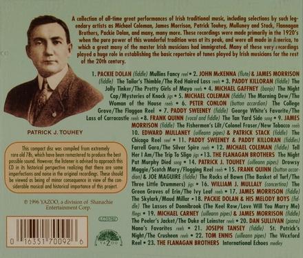 The wheels of the world : classics of Irish traditional music. vol.2