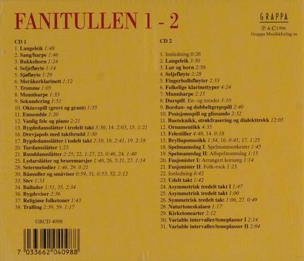 Fanitullen 1 - 2