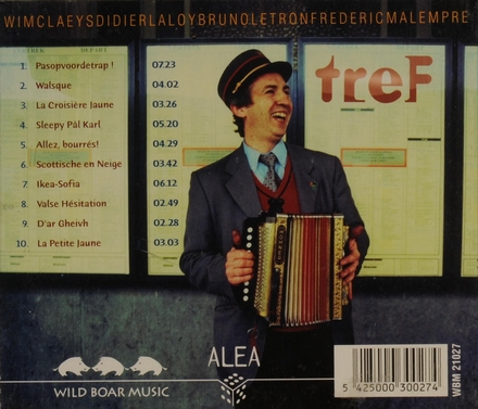 Tref : accordeon diatonique
