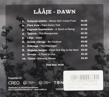 Lååje - dawn