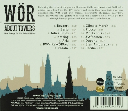 About towers : new energy for old Belgian music