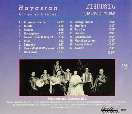 Hayastan - armenian dances