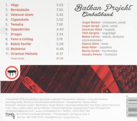 Balkan projekt