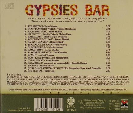 Gypsies Bar