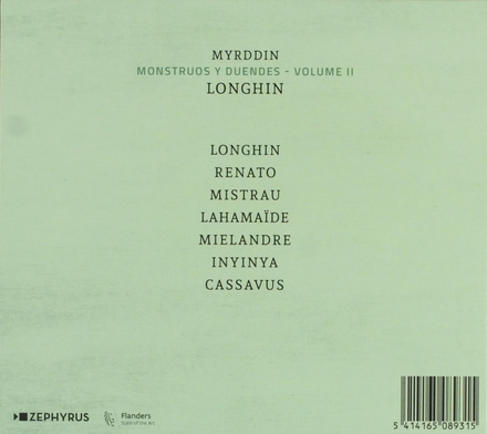 Monstruos y duendes. Volume II, Longhin