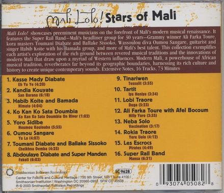 Mali lolo! : stars of Mali