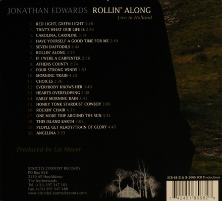 Rollin' along : Live in Holland