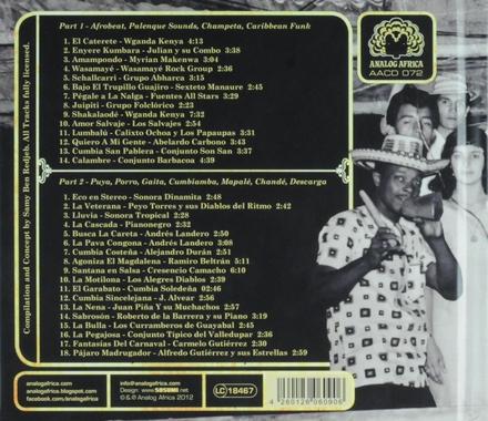 Diablos del ritmo 1960-1985 : the Colombian melting pot
