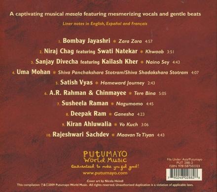 Putumayo presents India