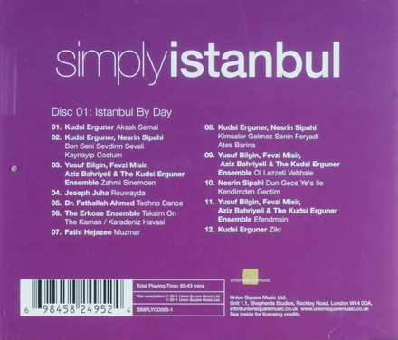 Simply Istanbul : Istanbul by day. vol.1