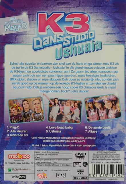 Dansstudio Ushuaia