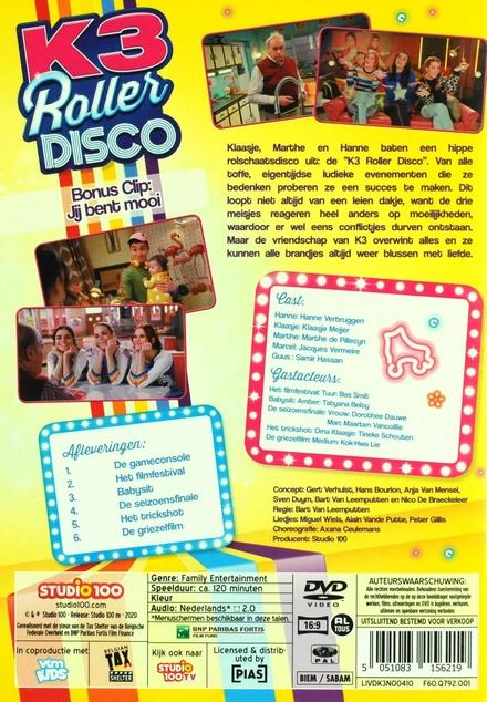 Roller disco. vol.3