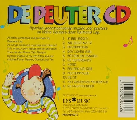 De peuter cd