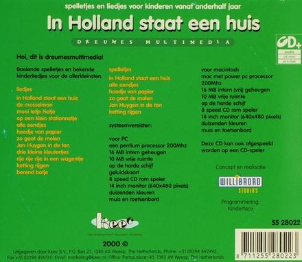 + cdrom: In Holland Staat Een Huis