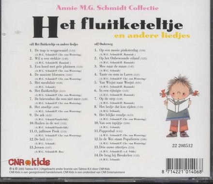 Het fluitketeltje en andere liedjes