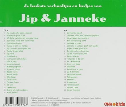 Jip en Janneke : de leukste verhaaltjes en liedjes