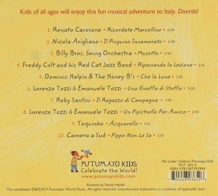 Putumayo Kids presents Italian playground