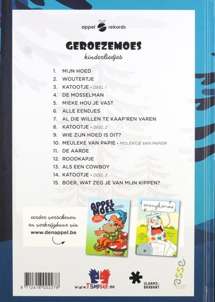 Geroezemoes : Kinderliedjes door 't Smiske