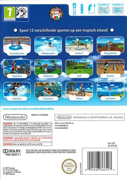 Wii sports : resort