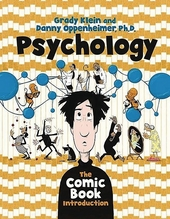 Psychology : the comic book introduction