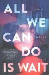 All we can do is wait : a novel