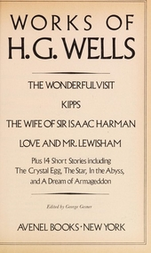 Works of H.G. Wells