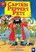 Captain Pepper's pets