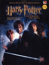 Harry Potter and the chamber of secrets : selected themes from the motion picture : easy piano