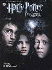 Harry Potter and the prisoner of Azkaban : selected themes from the motion picture: easy piano