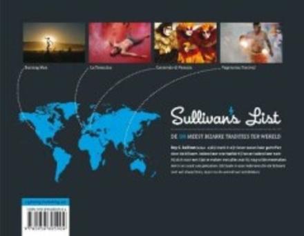 Sullivan's list : de 100 meest bizarre tradities ter wereld