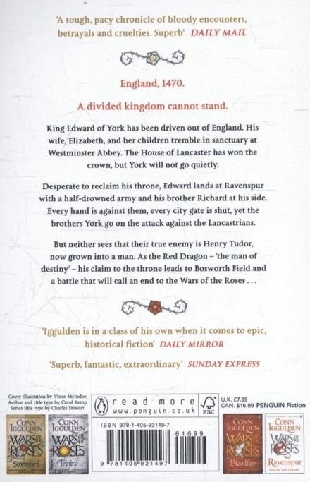 Ravenspur : rise of the Tudors