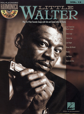 Little Walter : play 8 of your favorite songs with tab and sound-alike cd tracks