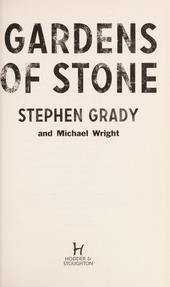 Gardens of stone : my boyhood in the French resistance