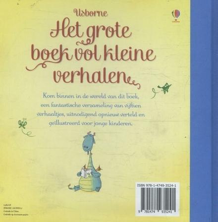 Het grote boek vol kleine verhalen