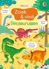 Zoek & vind dinosaurussen