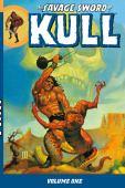 The savage sword of Kull. 1