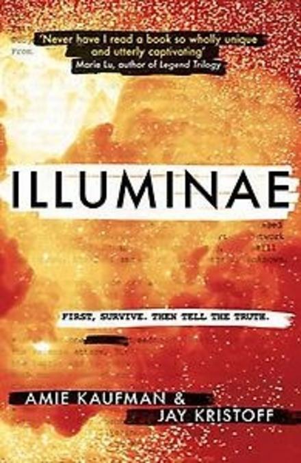 Illuminae : the illuminae files_01