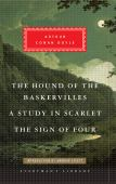 A study in scarlet ; The sign of four ; The hound of the Baskervilles