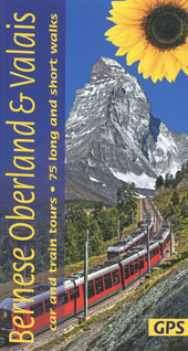 Landscapes of the Bernese Oberland and Valais : a countryside guide