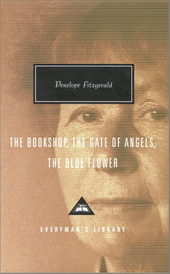 The bookshop ; The gate of angels ; The blue flower