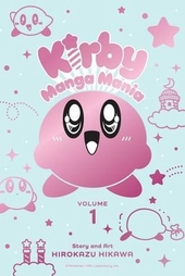 Kirby manga mania. Volume 1