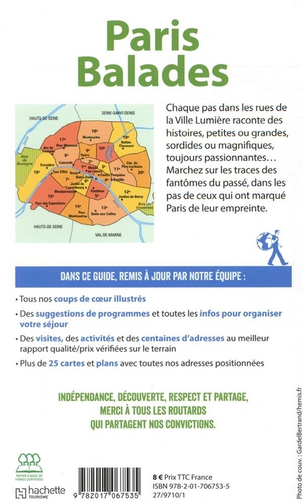 Paris balades