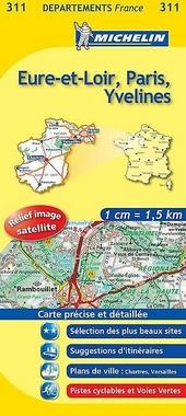 Eure-et-Loir, Paris, Yvelines